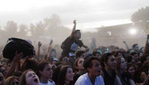 El Montevideo Rock tuvo dos jornadas a lleno en el Prado. Foto: Gabriel Rodríguez