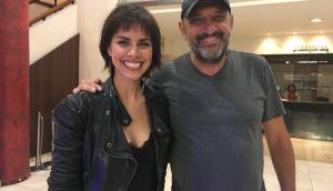 Patricia Wolf y Gabriel Goity