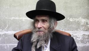 Aharón Yehuda Leib Shteinman. Foto: israelnationalnews.com