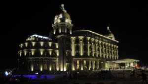 Con el cambio de contrato, la empresa se benefició y se comprometió a hacer una serie de obras. Foto: archivo El País