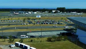 Crece. El Aeropuerto se beneficia por el incremento de visitantes al país. (Foto: Ricardo Figueredo)