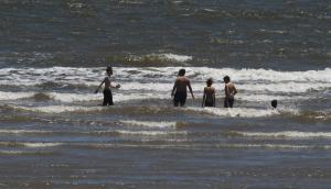 3,9: es la tasa de ahogamientos en Uruguay cada 100.000 habitantes según la OMS, es la más alta de América Latina. Foto: A. Colmegna