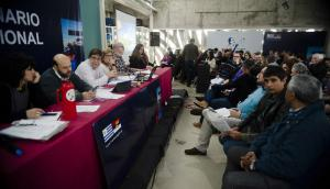 El sector de Constanza Moreira pidió que el máximo organismo del FA se reúna antes de abril de 2018. Foto: F. Ponzetto