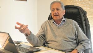 Jorge Dimu. Foto: archivo El País