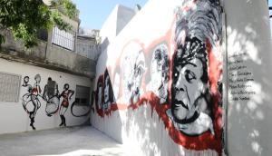 ONG Tangó impulsa diversas actividades para darle una identidad al Barrio Sur. Foto: Darwin Borrelli