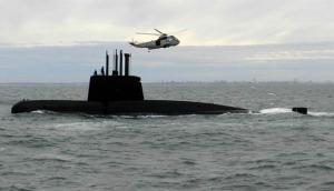 Realizan allanamientos en el edificio de la Armada por el caso del submarino. Foto: La Nación | GDA