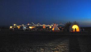 Corona Sunset se llevó a cabo en Las Cárcavas.