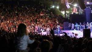La presencia de público en las fiestas populares del interior crece todos los años. Foto: Archivo