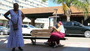Gitanos en Uruguay. Foto; Ricardo Figueredo
