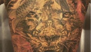 El nuevo tatuaje de Zlatan Ibrahimovic