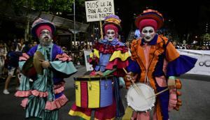 Desfile de Carnaval 2018. Foto: Marcelo Bonjour