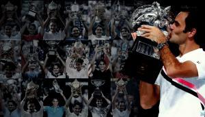 El homenaje de la ATP a Roger Federer por su Grand Slam 20.