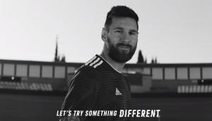 El nuevo comercial de Lionel Messi