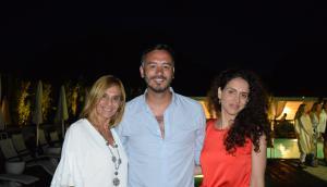 Silvia Picallo, Max Barañao, Mariana Scasso.