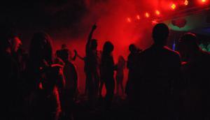 La Terraza: es una de las fiestas electrónicas más grandes que se organiza mes a mes en Uruguay. Foto: S. Orellano