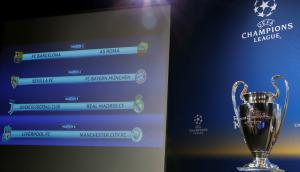Los memes del sorteo de Champions League