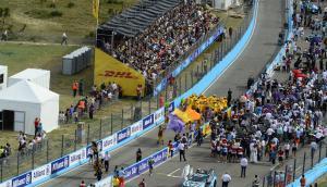 La carrera del sábado fue seguida en directo por 40 millones de televidentes. Foto: Ricardo Figueredo