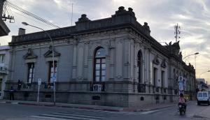 """El intendente Aníbal Pereyra dijo que la resolución del TCR es """"un disparate"""". Foto: rocha.gub.uy"""