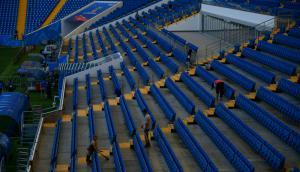 Estadio Rostov Arena. Foto: Nicolás Pereyra