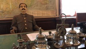 Recorrida por la lujosa casa de veraneo de Stalín