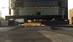 El hotel de River Plate en España