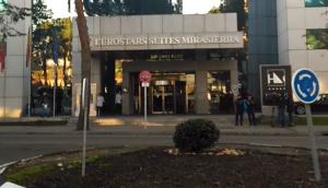 El hotel de Boca Juniors en España