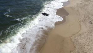 Playa El Chorro en Manantiales Foto: Ricardo Figueredo