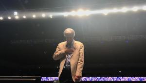 Tabaré Vázquez. Foto: Pablo Fernández