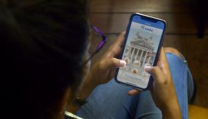 La app busca formar ciudadanos más informados. Foto: Gerardo Pérez