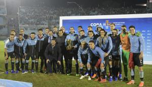 Despedida de Uruguay ante Panamá