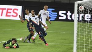 """Otro gol del """"Cabecita"""" Jonathan Rodríguez"""