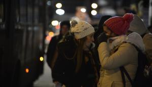 Un duro invierno: las prevenciones para no contraer coronavirus han frenado el desarrollo de otras enfermedades de temporada. Foto: Archivo El País