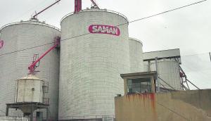 Silo de la empresa Samán. Foto: Archivo El País