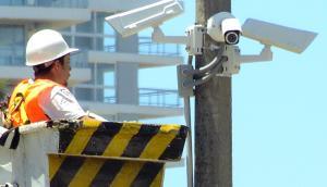 Maldonado: en el primer año de funcionamiento del sistema de cámaras los arrebatos bajaron 54%. Foto: Ricardo Figueredo