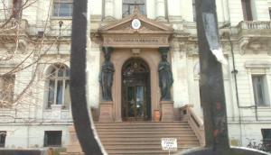 Facultad de Medicina. Foto: Archivo El País