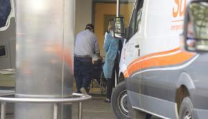 """Con el aumento de contagios en el interior, los médicos afirman que """"no dan abasto"""" en el seguimiento de los casos. Foto: Leonardo Mainé"""