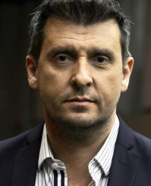 Martín Charquero acaba de incorporarse a Telemundo . Foto: Darwin Borrelli.