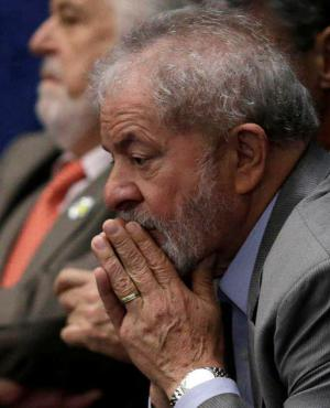 Casos: Lula enfrenta varias causas judiciales por coimas que pagó Petrobras. Foto: Reuters