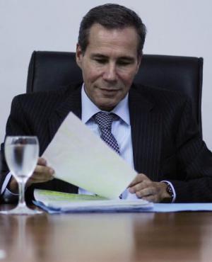 Alberto Nisman se mostró muy determinado en su denuncia sobre infiltraciones de iraníes. Foto: Marcos Brindicci