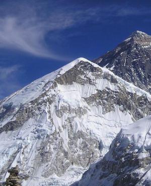 Monte Everest. Foto: Pixabay