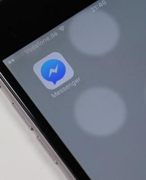 Facebook Messenger. Foto: Pixabay