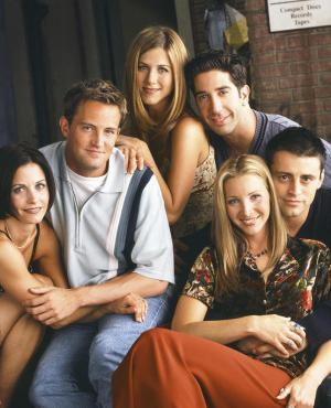 Friends. Foto: difusión