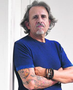 Ricardo Torres, mañana en la sala Hugo Balzo del Sodre. Foto: Nicolás Pereyra