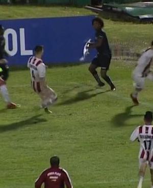 Incidentes entre River e Independiente del Valle en la Copa Libertadores sub 20