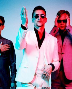 Depeche Mode . Foto: Difusión