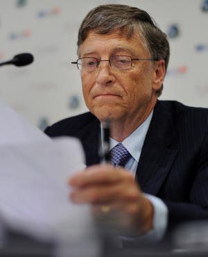 Bill Gates. Su compañía tendrá una reestructuración de entre US$ 750 millones y US$ 850 millones. (Foto: Reuters)