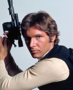 Han Solo. Foto: Archivo.