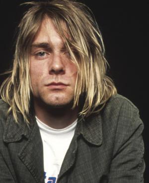 Kurt Cobain se suicidó a los 27 años. Foto: EFE