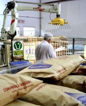 Los precios de los lácteos tuvieron una caída de 20% en el año. Foto: Archivo
