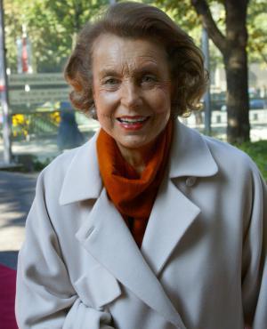 Millonaria. Según Forbes, se trataba de la mujer más rica del mundo. (Foto: AFP)